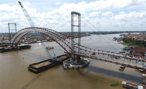Design Jembatan Musi 4   jembatan musi tagar news