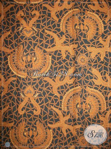 Batik Tulis Motif Babon Angkrem batik klasik lawasan babon angkrem batik semitulis