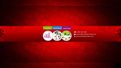 design cover photo for youtube importance of the your social media business profiles
