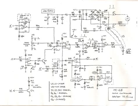dc motor wiring diagram for treadmill wiring diagram