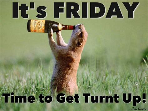 it s friday time to get turnt up by on deviantart