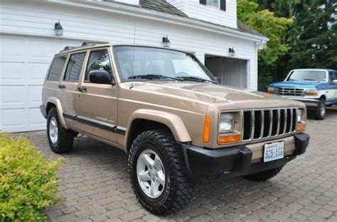 old car manuals online 1999 jeep cherokee transmission control purchase used 1999 jeep cherokee classic sport utility 4 door 4 0l in everett washington