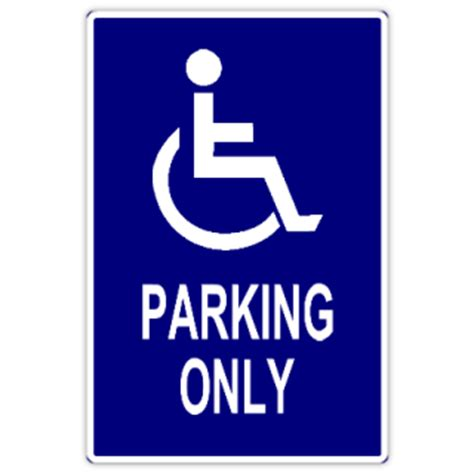 handicap parking sign template handicap parking 102 handicap parking sign templates