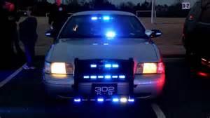 Whelen Visor Lights Night Of Blue Lights 2013 Porterdale Ga Police K 9