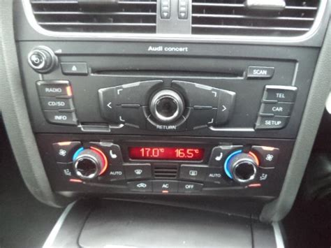Audi Radio Concert Mp3 by Audi Concert 3 Radio Mmi Head Unit And Screen For Sale In