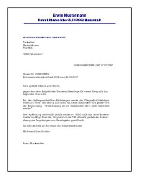 Brief Schreiben Muster Reklamation Vertr 228 Ge Vorlagen Kostenlos Part 2
