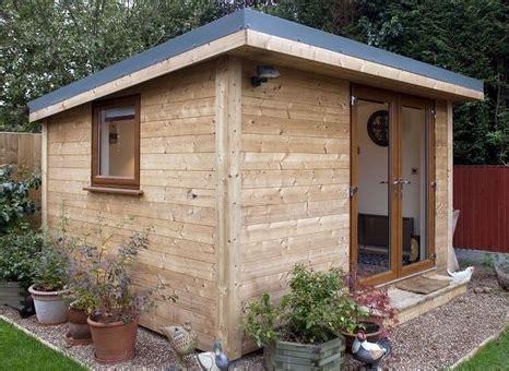 custom garden shed flat roof 6 toronto garden sheds
