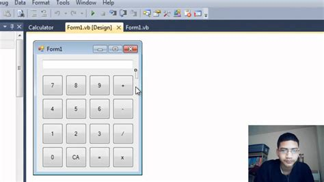 calculator visual basic how to make calculator in visual basic 2010 howsto co
