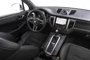 Porsche Macan Interior 2017 Porsche Macan Gts Test Review Motor Trend