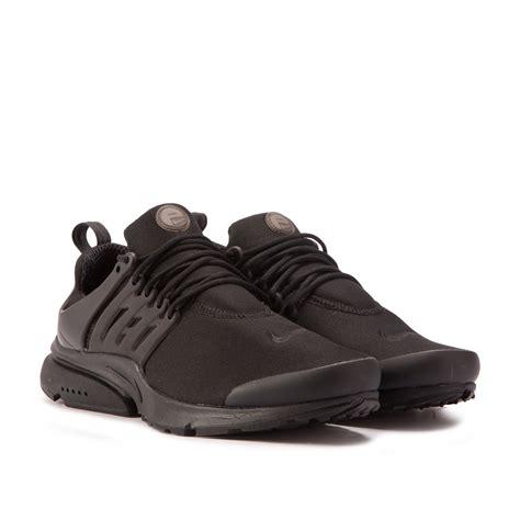 Nike Air Presto Max Suede Black nike air presto black woven