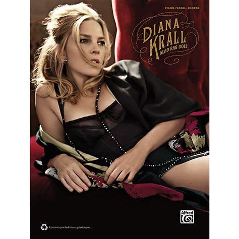 rag doll p alfred diana krall glad rag doll p v g book music123