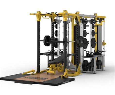 Hammer Strength Power Racks by Hammer Strength Ultimate Rack Custom Configuration