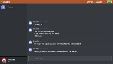 discord on xbox one vitacord psvita client for discord released