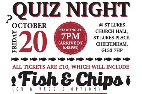 chip quiz quiz night with fish chips holst birthplace museum