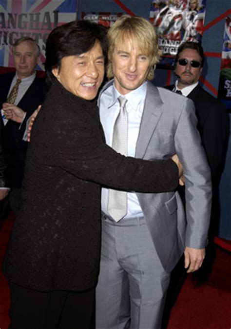owen wilson and jackie chan pictures photos from shanghai knights 2003 imdb