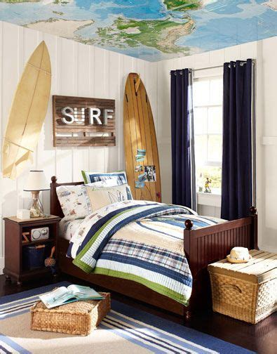 surf bedroom decorating ideas como decorar o quarto do meu filho adolescente