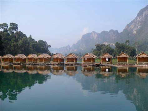 bungalow water thailand floating bungalows www thaintro your week with us