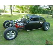 Volkswagen Bug 70 Vw Hotrod Custom Streetrod Chevy Motor For Sale