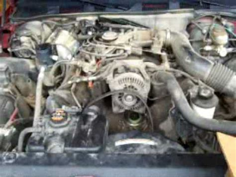 2001 lincoln town car engine noise youtube replacing the water pump in a grand marquis youtube