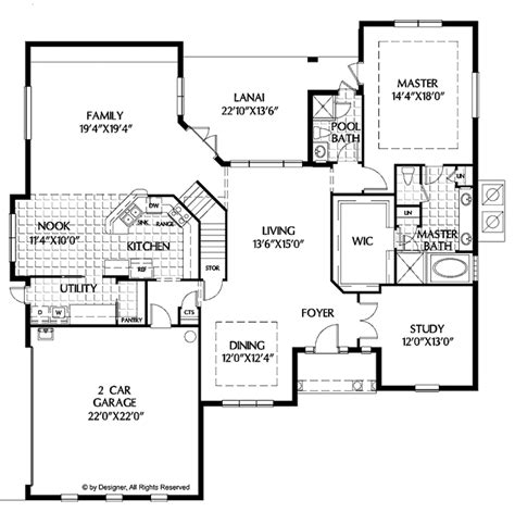 mediterranean style floor plans mediterranean style house plan 4 beds 4 baths 3502 sq ft