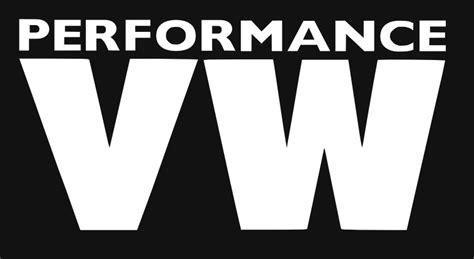 Vw Performance Aufkleber by Vw Performance Sticker Vinyl Decal Dub Golf Polo Bora