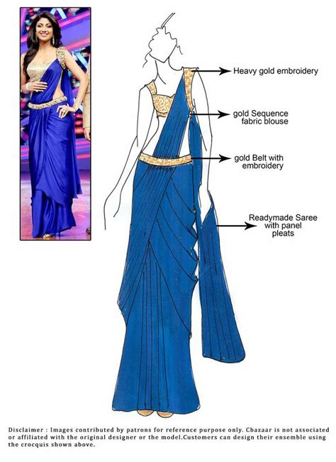 fashion illustration in saree 17 best images about illustrations on shilpa
