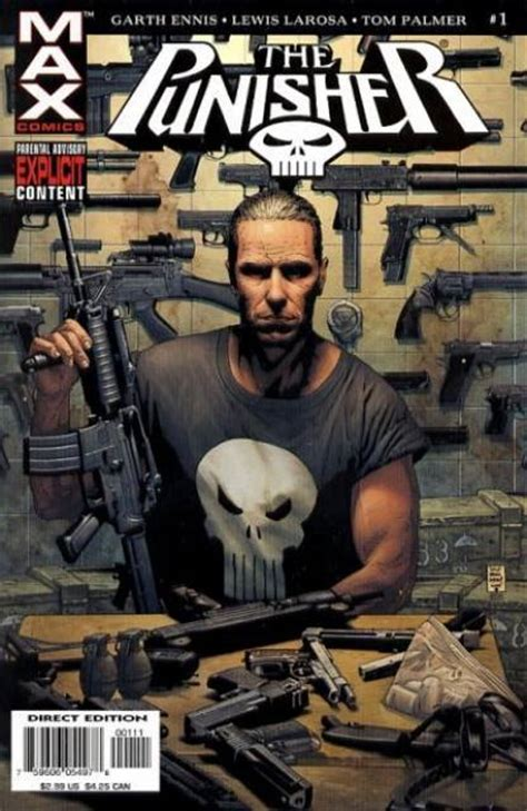 Punisher Welcome Back Frank Tp Marvel Comics punisher character comic vine