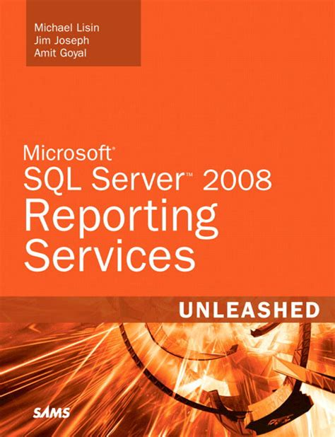 microsoft sql server reporting services pearson education microsoft sql server 2008 reporting