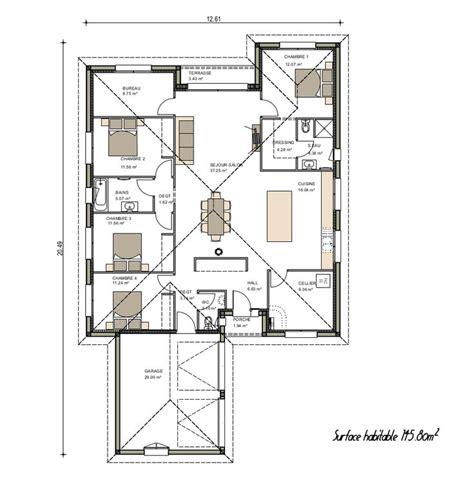Acheter Ou Faire Construire 4630 by Faire Construire Sa Maison Ou Acheter Incroyable 9 Du Plan