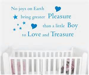 Wall Stickers For Baby Boy Room 57 best baby quotes images on pinterest baby rooms baby