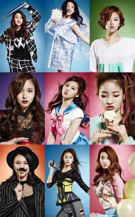 twice adalah jyp umumkan anggota girl grup barunya twice bersiap