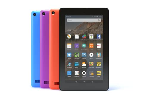 amazon fire 7 new amazon kindle fire 7 inch tablet wi fi 16gb 2015