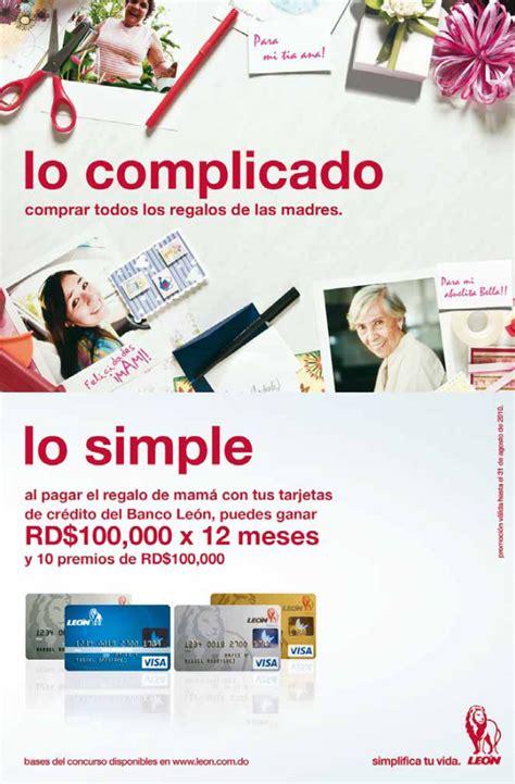 tarjeta punto oro banco popular banco le 243 n complicado vs simple versi 243 n madres