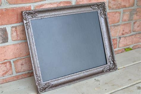 diy chalkboard frame wedding diy wedding chalkboard