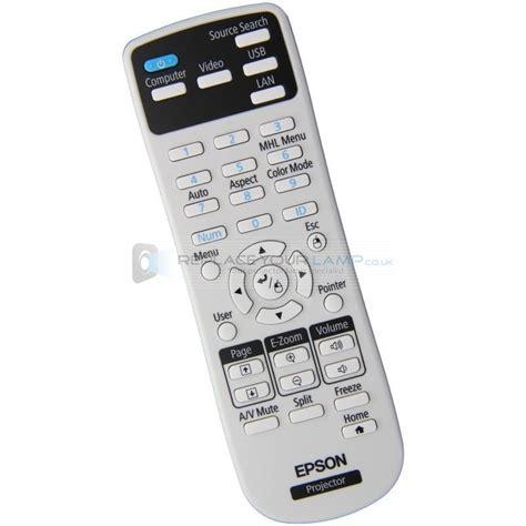 Remote Epson Projector epson 1648806 original projector remote 1648806