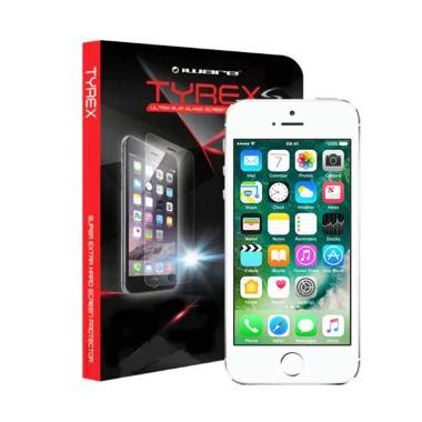 Tyrex Tempered Glass For Iphone 7 Garansi 6 Bulan jual tyrex s tempered glass screen protector for iphone 5