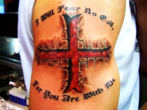 templar cross tattoo tattoo ideas pinterest crosses