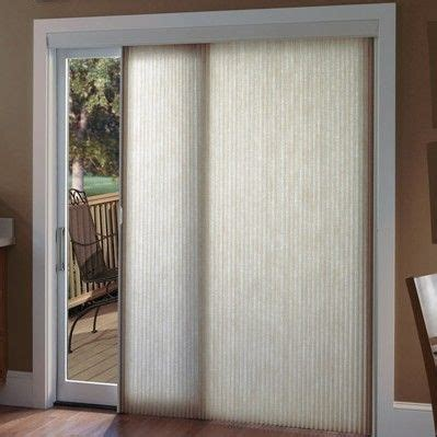 Cellular Blinds For Patio Doors Cellular Sliders Are A Great Choice For Patio Door Blinds And Shades Home Ideas