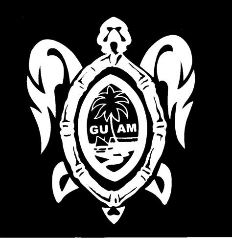 guam tribal tattoo designs can t believe i found this on here guam seal in a