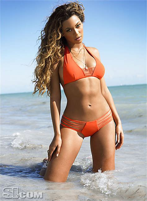 beyonce sports illustrated swimsuit 2007 beyonce 2007 sports illustrated swimsuit edition si com