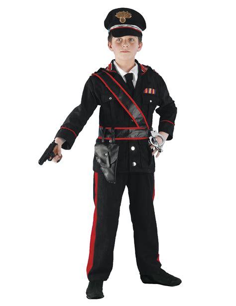 da bambino costume da carabiniere per bambino costumi bambini e