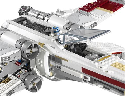 Lego 10240 Wars lego ultimate collector s series 5 x wing 10240 the toyark news