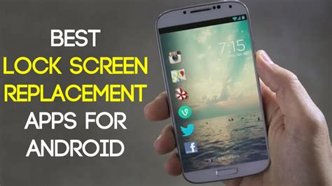 cool lock screen apps for android top 15 must try lock screen replacement apps for android