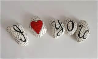 Valentines painted rocks think crafts by createforless