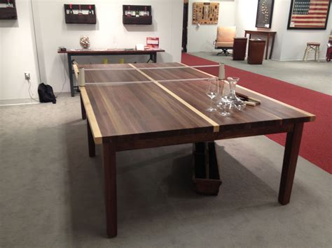 pool ping pong tables for sale custom wood top ping pong table build ideas