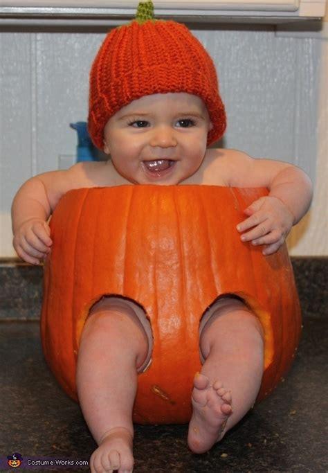 infant pumpkin costumes pumpkin baby