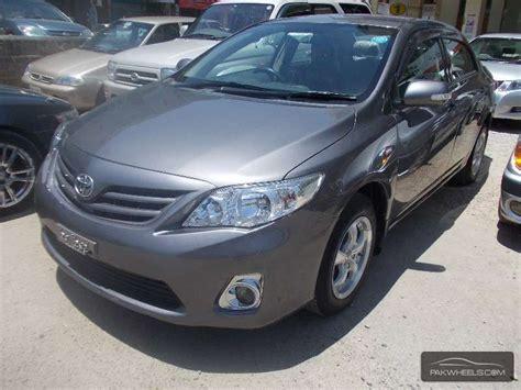 2013 Toyota Corolla For Sale Used Toyota Corolla Gli 2013 Car For Sale In Islamabad