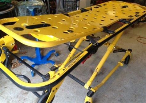 rugged stretcher used stryker rugged dx stretcher for sale dotmed listing 1416136