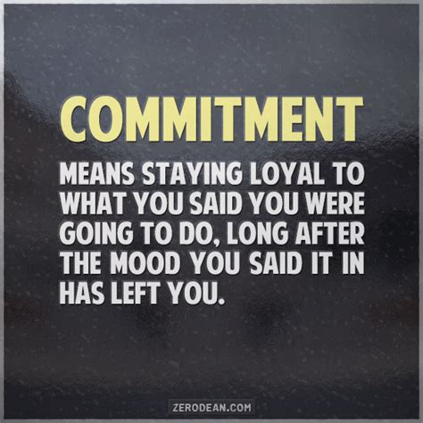Commit To Commitment by Anec Quotes Parul Shah And Commitment Normannorman