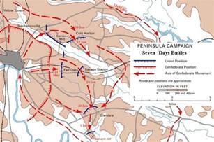 virginia civil war seven days battle glendale